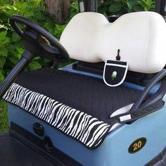 Club Car DS Old Style Golf Cart 1982 2000 Black Vinyl Replacement Seat Covers