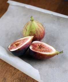 Just found a fig tree in the new yard.  Now...what to make?
