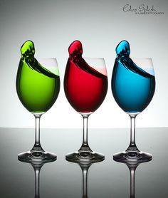 Colors Splash by Ahlam Alnajdi, via Flickr