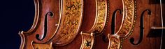 Decorated Stradivarius Instruments NMAH | Musical Instruments