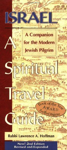 Israel: A Spiritual Travel Guide: A Companion For The Modern Jewish Pilgrim « LibraryUserGroup.com – The Library of Library User Group