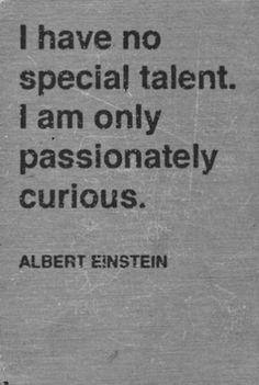 Bravo! One of the many reasons we love Albert Einstein.