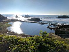 Sutro Baths - Point Lobos Ave.
