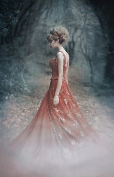 """""""It is not I who is lost,"""" .......... """"It is you, who is lost,"""" .......... """"You mustn't follow the shallow path, for it might be far more dangerous than you intended."""""""