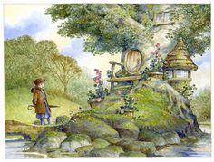 fairy tale art is special