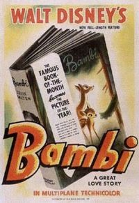 Bambi is released | World History Project