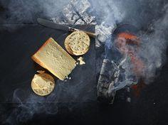 Bonfire™ Smoked Cheese Lifestyle Image by WIndyridge Cheese Ltd