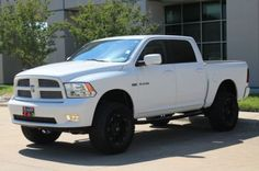 white dodge ram 1500 2010 - Google Search
