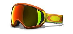 The limited edition Oakley Shane McConkey goggle pays tribute to the man, the myth, the legend himself. Shane's alter ego, Saucerboy, is featured on the band of the goggle. Sold at the Oakley store in The Village at Squaw Valley.