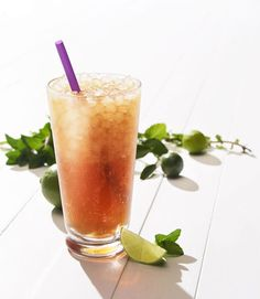 coffee bean & tea leaf sparking mint tea