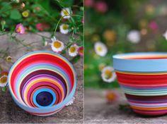 All Things Paper: Paper Ceramics