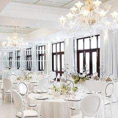 Seriously chic reception room with a balcony overlooking the unmistakable Umhlanga lighthouse Restaurant Concept, Restaurant Design, Function Room, Elegant Dining, Beautiful Interiors, White Interiors, Wedding Boxes, Reception Rooms, Town And Country