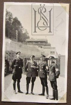 Gardes SS au Berghof