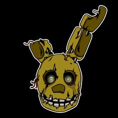 =======Shirt for Sale======= Springtrap  Five Nights at Freddy's tshirt by Kaiserin. =========================   #FNAF