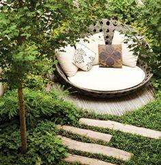 Fabulous garden lounge,