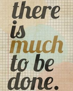 so don't procrastinate.