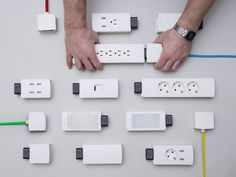 From wireless charging to smartphone control, Youmo is a customizable power strip.
