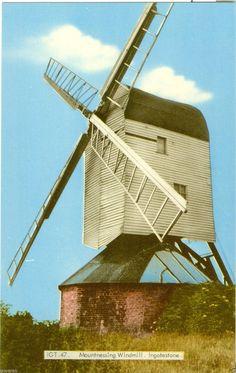 Mountnessing Windmill, Ingatestone nr. Brentwood, Chelmsford, Billericay | eBay