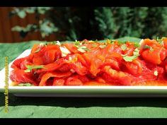 Roasted Red Peppers, Shrimp, Stuffed Peppers, Dishes, Meat, Cooking, Recipes, Food, Club