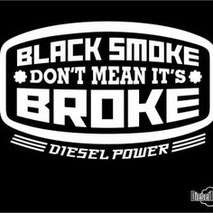 5ae873c645b When you see a truck blowing a big fat cloud of black smoke