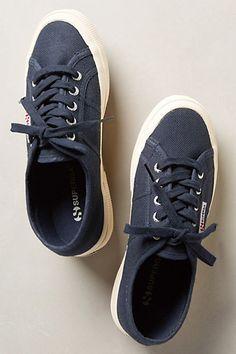 Superga Classic Sneakers - anthropologie.com