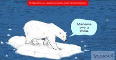 Garrinchatoonz Cambio clima Papa Francisco | Caricaturas - Yahoo Noticias
