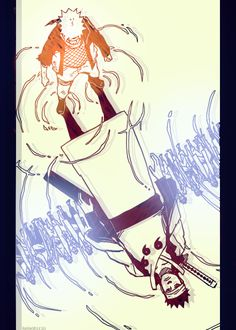 Naruto is the reincarnation of Ashura '.