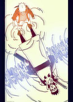 Naruto is the reincarnation of Ashura '.