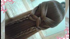 Peinados no se imagina cómo es hermosos y fáciles / RAPIDOS Y BONITOS CO...
