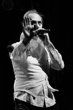 Peter Murphy - concert photos