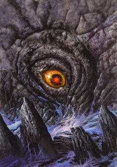 by Bob Eggleton p 6/13 sh as cth but crow books really