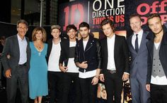 One direction - This Is Us premiere NY