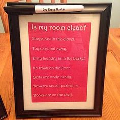 whole-new-momma | DIY Dry Erase Checklists
