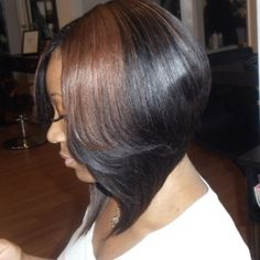 Short Weave Bob Hairstyles For Black Women
