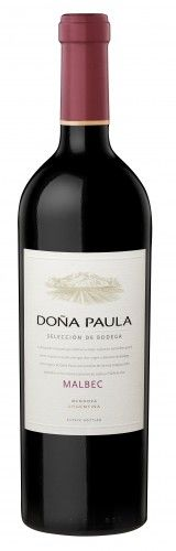 Dona Paula Malbec... my namesake and favorite wine