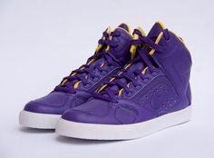 L.A. Lakers colors