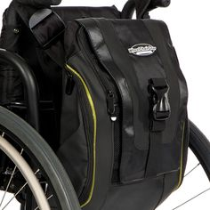 The Urban Wheelchair Messenger Bag $55.00 (International orders will be emailed with shipping costs)  GREAT WHEELCHAIR BAG FOR THE PROFESSIONAL. The Urban Wheelchair Messenger Bag features a padded sleeve and a fully lined pocket to hold your Lap-top tablet, and books or anything else you need during the day.