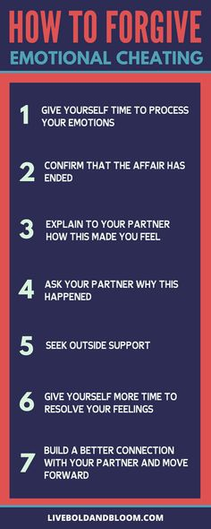 Is it possible to forgive someone who has cheated on you? In this infographic, you will learn tips on how to forgive an emotional cheater. Signs Of Emotional Abuse, Emotional Infidelity, Emotional Cheating, Emotional Affair, Partner Questions, Self Esteem Activities, Secret Relationship, Physical Intimacy, Building Self Esteem