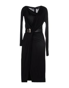Dsquared2 Women Knee-Length Dress on YOOX. The best online selection of Knee-Length Dresses Dsquared2. YOOX exclusive items of Italian and international designers - Secur...