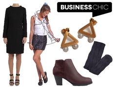 Business Chic Outfit Business Casual