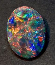 Stunning Opal!! 10 Most Rare Gemstones in the World Rarer than a Diamond