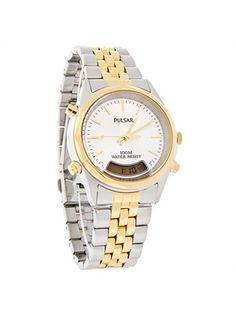 Pulsar dual watch