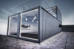 Shipping Container Module on Behance