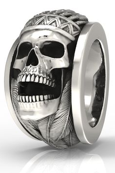 100/% silver 925 Hallmark skull candy bone heart earings birthday gift crainium