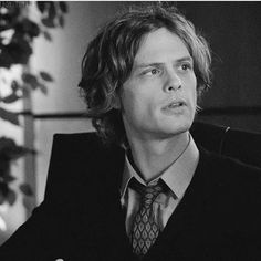 Matthew steals another scene during Criminal Minds without even trying.