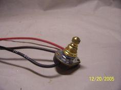 3-Way Rotary Switch- Brass SL19320