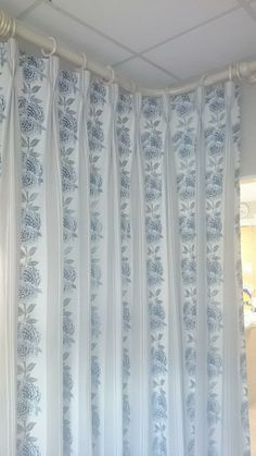 Beautiful embroidered curtains made by Sew Amazing in our Couture ...