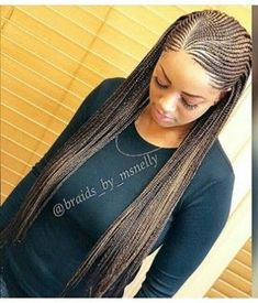 85 Box Braids Hairstyles for Black Women - Hairstyles Trends Black Girl Braids, Braids For Black Hair, Girls Braids, Braids For Black Women Box, Box Braids Hairstyles, Girl Hairstyles, Black Hairstyles, Summer Hairstyles, Cornrolls Hairstyles Braids