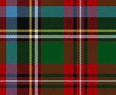 The General Assembly of 1991 officially designated pattern known as the Carolina Tartan to be the official State Tartan (Session Laws, 1991, c. 85).    A unique blend of red, azure, black, yellow, green and white, the Carolina Tartan was first registered with the Scottish Tartans Society in 1981, and is also the Official Tartan for South Carolina.  ^cs