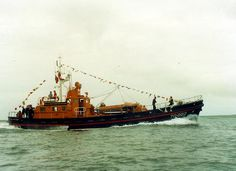 Clyde-Class, RNLB 70-002 'Grace Paterson Ritchie' (RNLI 1966 -1988)